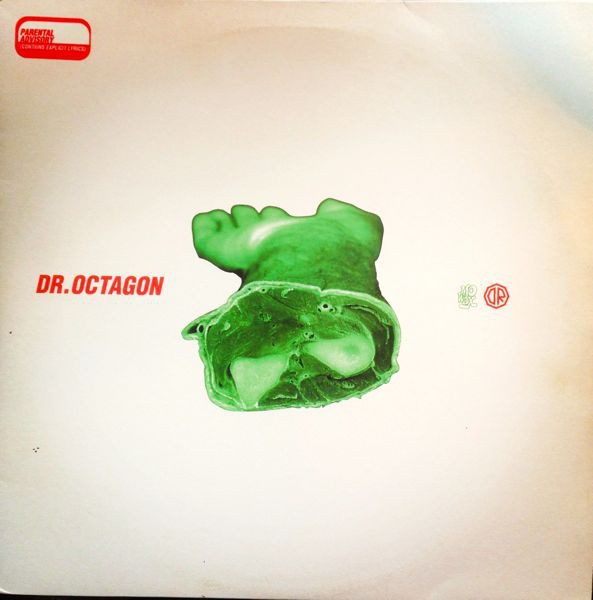 Dr. Octagon ‎– Dr. Octagon 3 x 12
