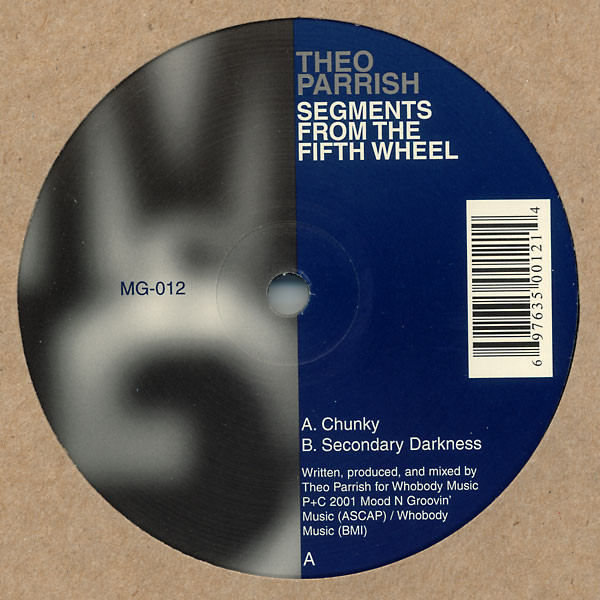 Theo Parrish – Segments From The Fifth Wheel (Moods & Grooves)