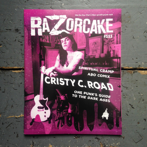 Razorcake #111, Subscriptions & Back Issues
