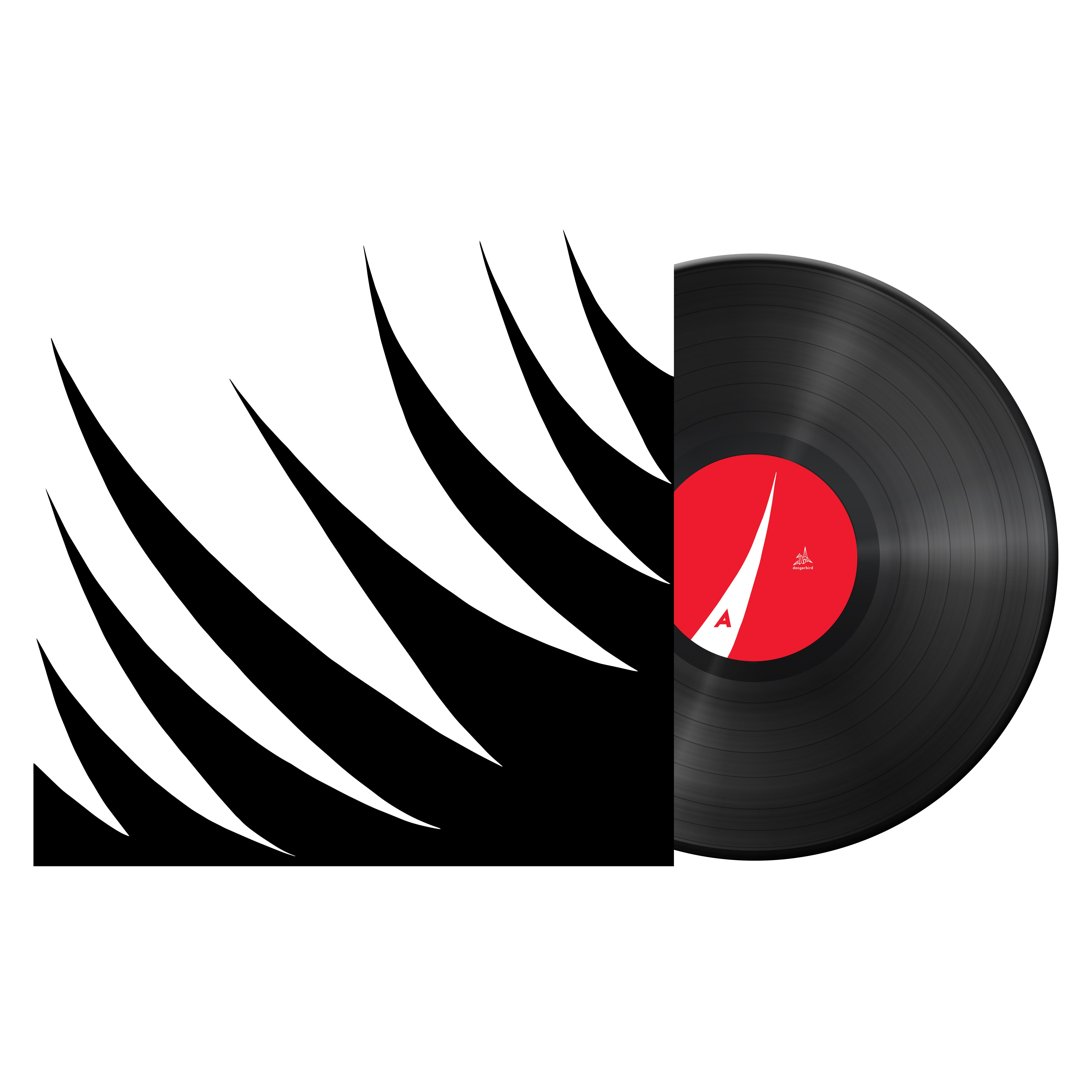 Arthur King & The Night Sea - Palmetto - Black Vinyl LP