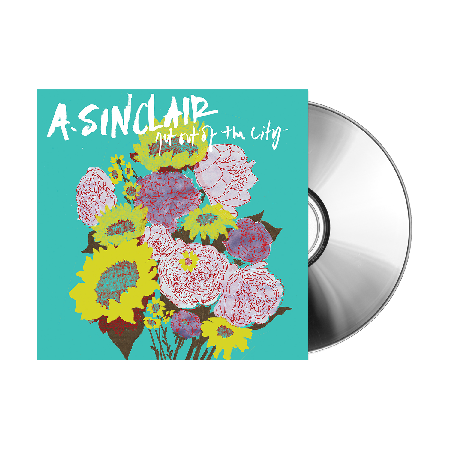 A. Sinclair - Get Out Of The City - CD