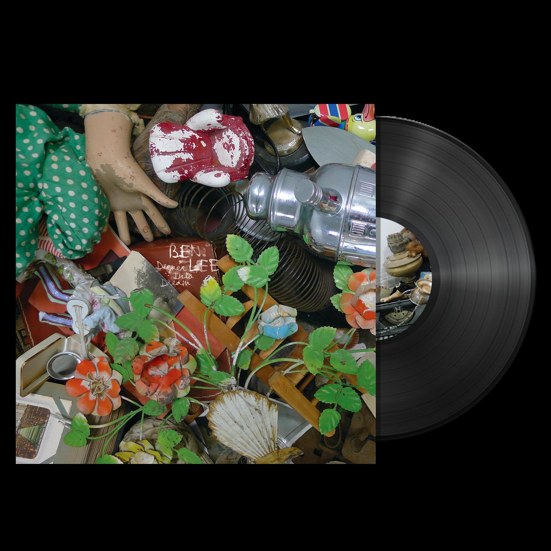 Ben Lee - Deeper Into Dream - Black LP