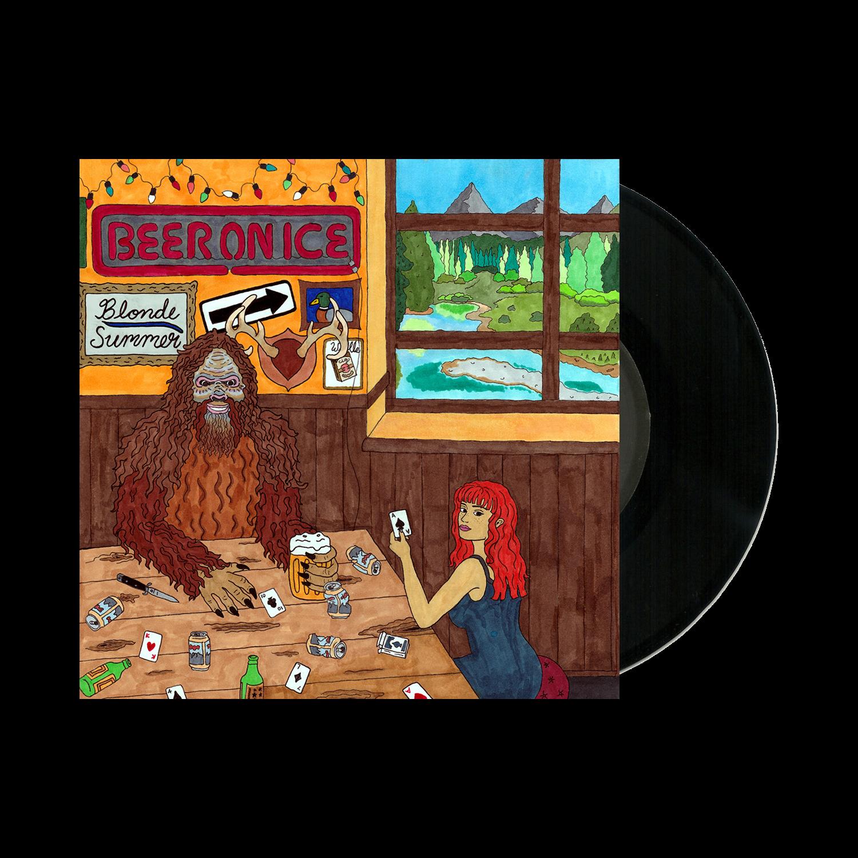 Blonde Summer - Beer On Ice/Sha La La Black - 7