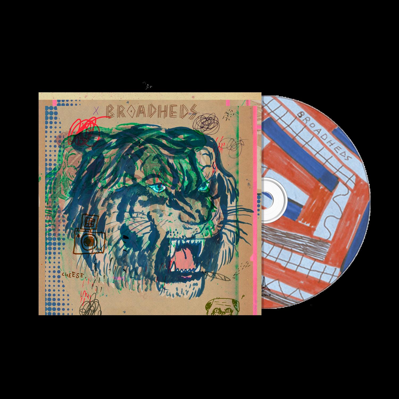 Broadheds - Broadheds - CD