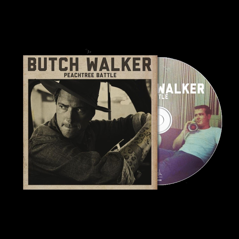 Butch Walker - Peachtree Battle - CD