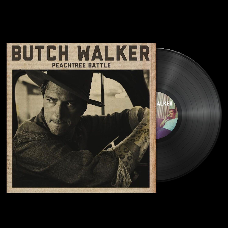 Butch Walker - Peachtree Battle - LP