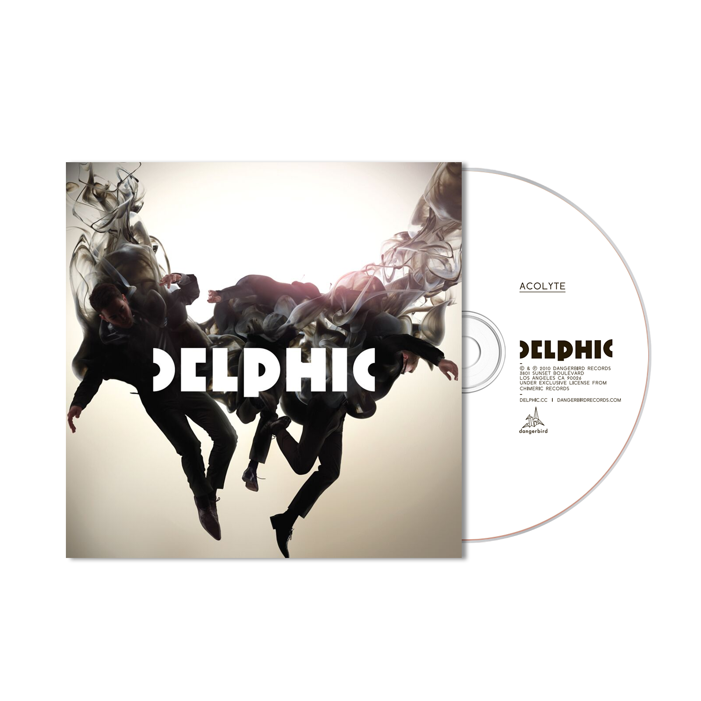 Delphic - Acolyte - CD