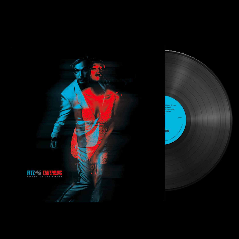 Fitz & The Tantrums - Pickin' Up The Pieces - Black LP