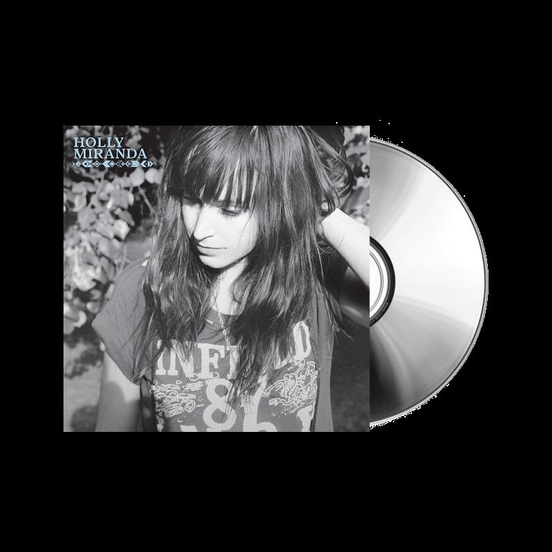 Holly Miranda - Holly Miranda - CD
