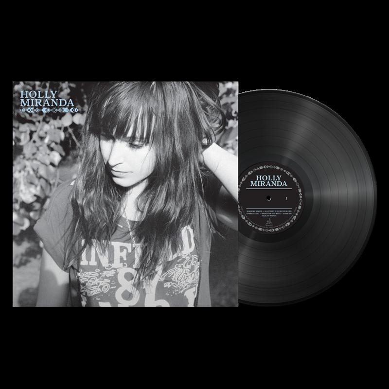 Holly Miranda - Holly Miranda - Black Vinyl LP