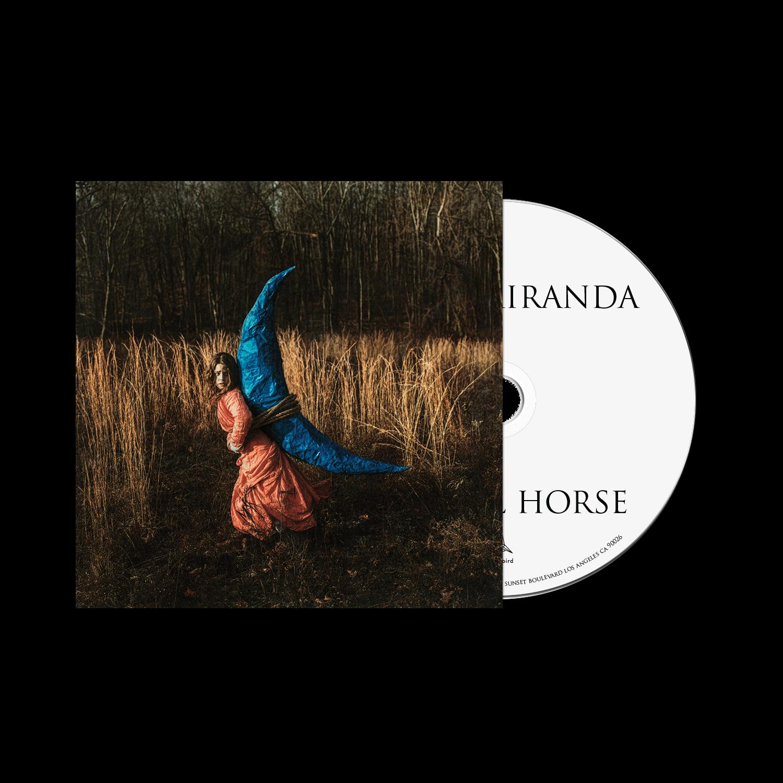 Holly Miranda - Mutual Horse - CD
