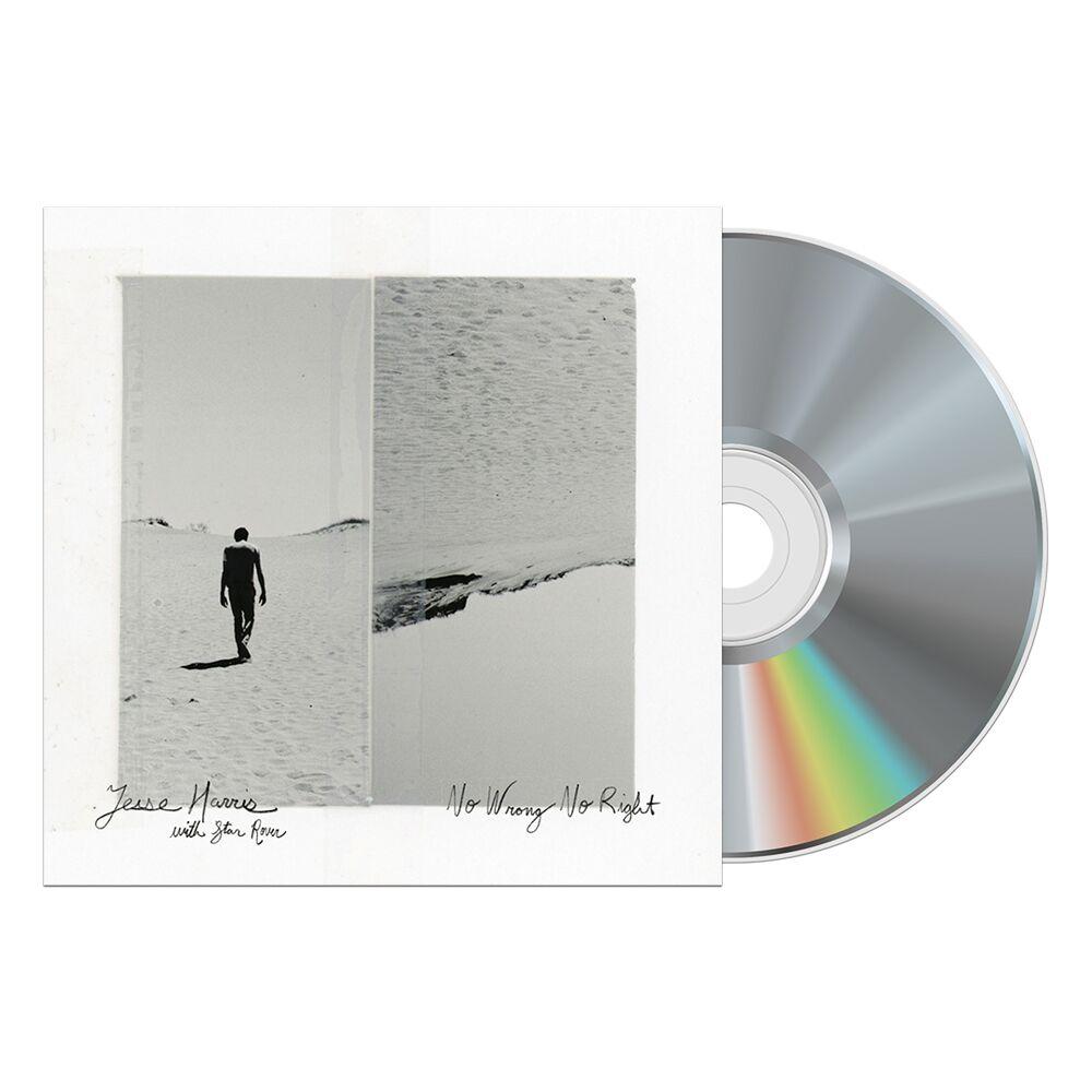 Jesse Harris - No Wrong No Right  - CD