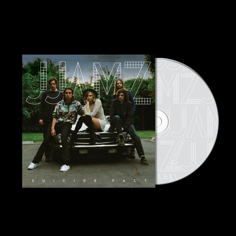 JJAMZ - Suicide Pact - CD