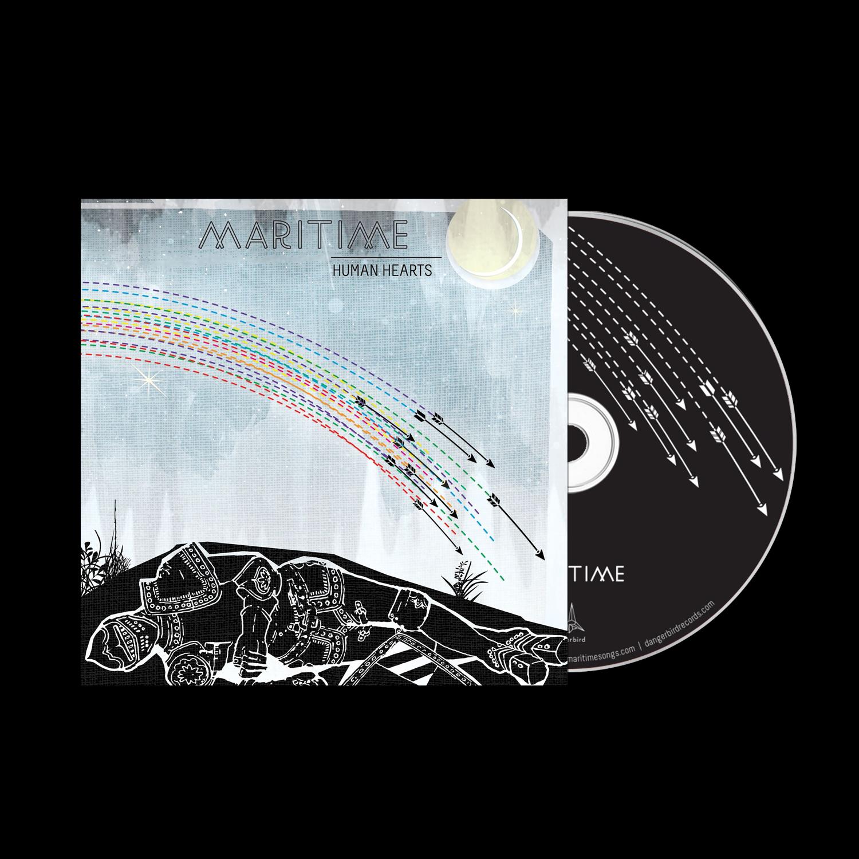 Maritime - Human Hearts - CD