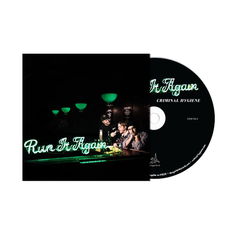 Criminal Hygiene - Run It Again  - CD