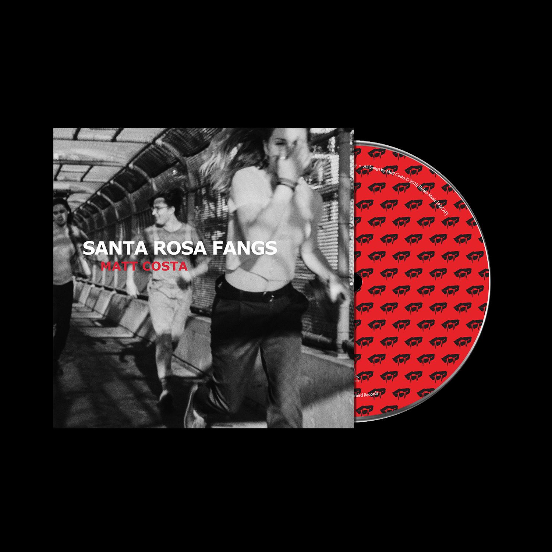 Matt Costa - Santa Rosa Fangs  - CD
