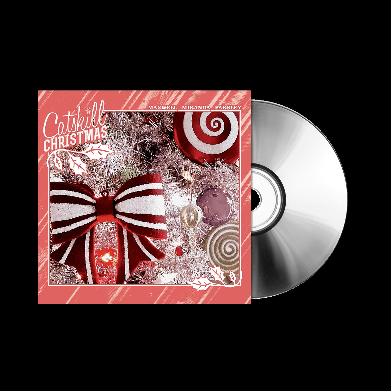 Maxwell Miranda Parsley - Catskill Christmas - CD