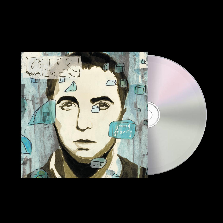 Peter Walker - Young Gravity - CD