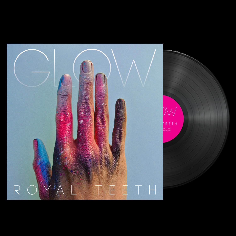 Royal Teeth - Glow - 180G Black LP