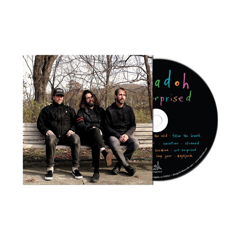 Sebadoh - Act Surprised - CD