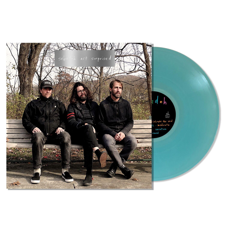 Sebadoh - Act Surprised - Translucent Blue Vinyl LP