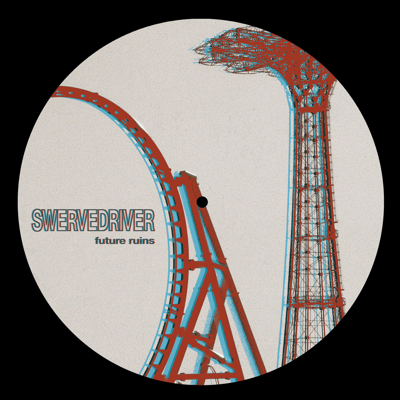 Swervedriver - Future Ruins - Slip Mat