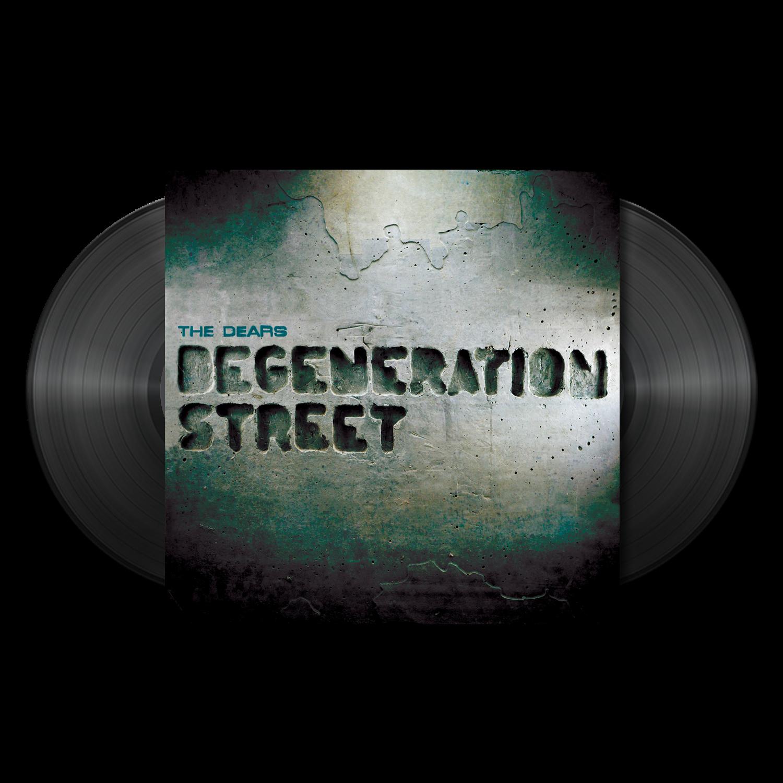 The Dears - Degeneration Street - 2 x Black LP