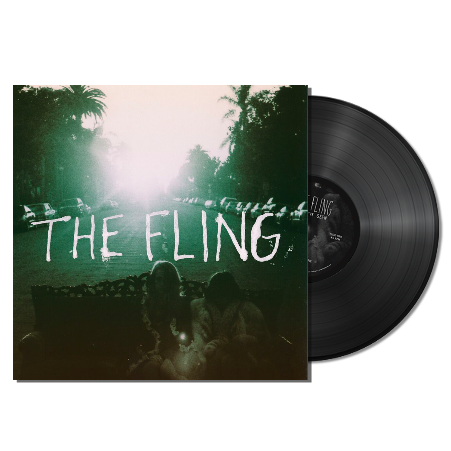 The Fling - What I've Seen - Black LP