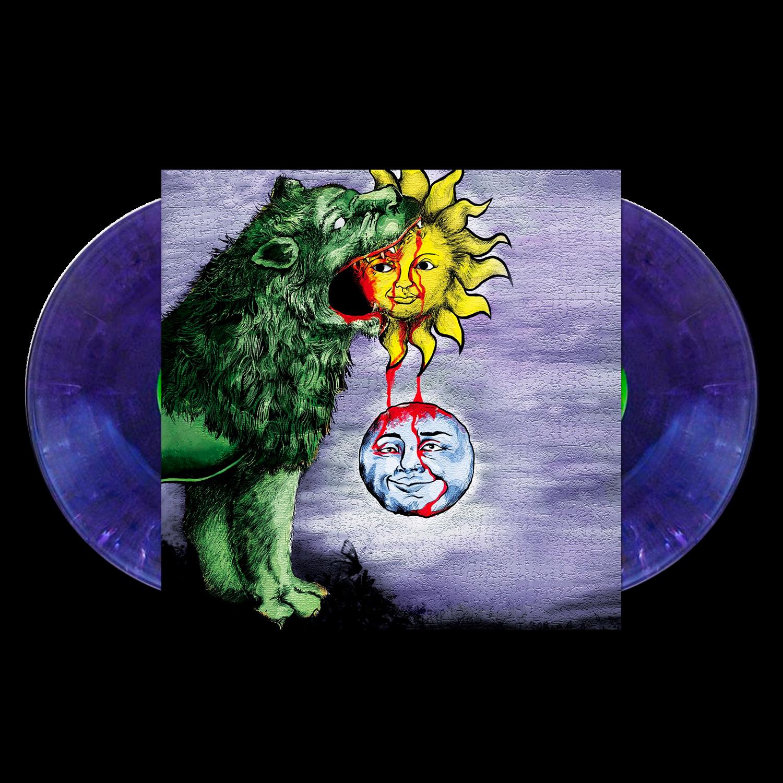 The Night Sea - 07.01.14 - Purple/Black Splatter Vinyl LP