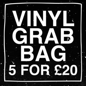 Vinyl Grab Bag - 5 records for £20