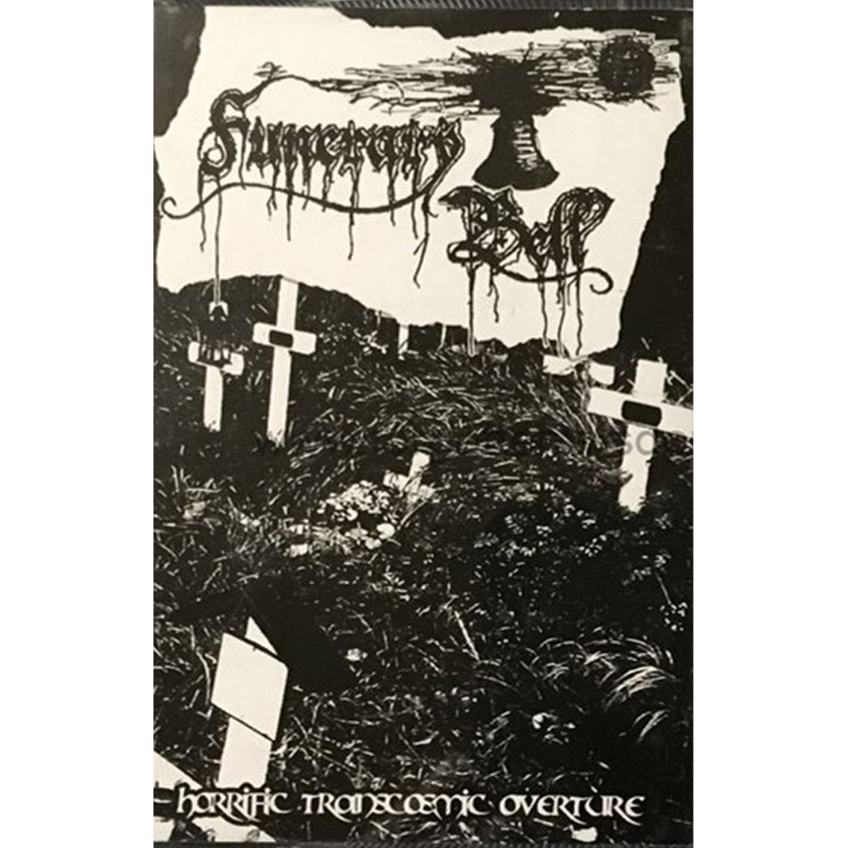 FUNERARY BELL - Horrific TransCosmic Overture / Live At Tombstone