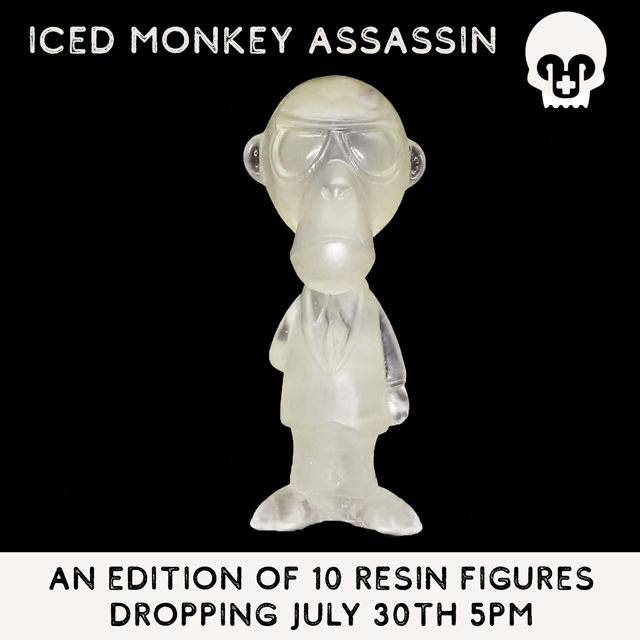 Iced Monkey Assassin
