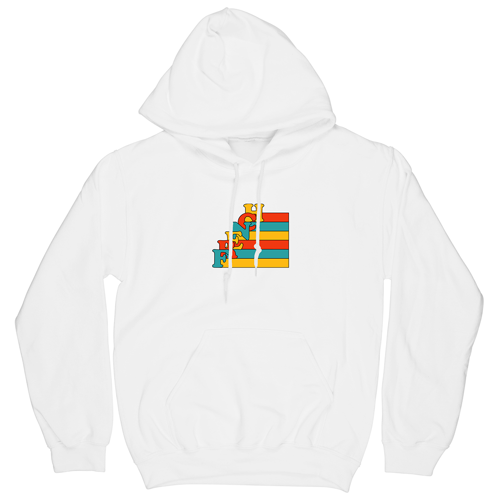 """FRENCH"" stairs hoodie"