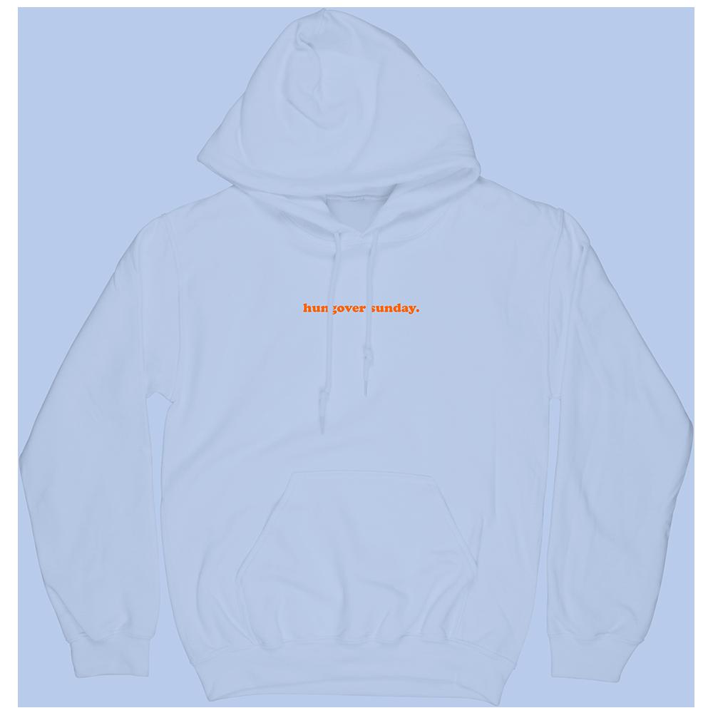 hungover sunday hoodie