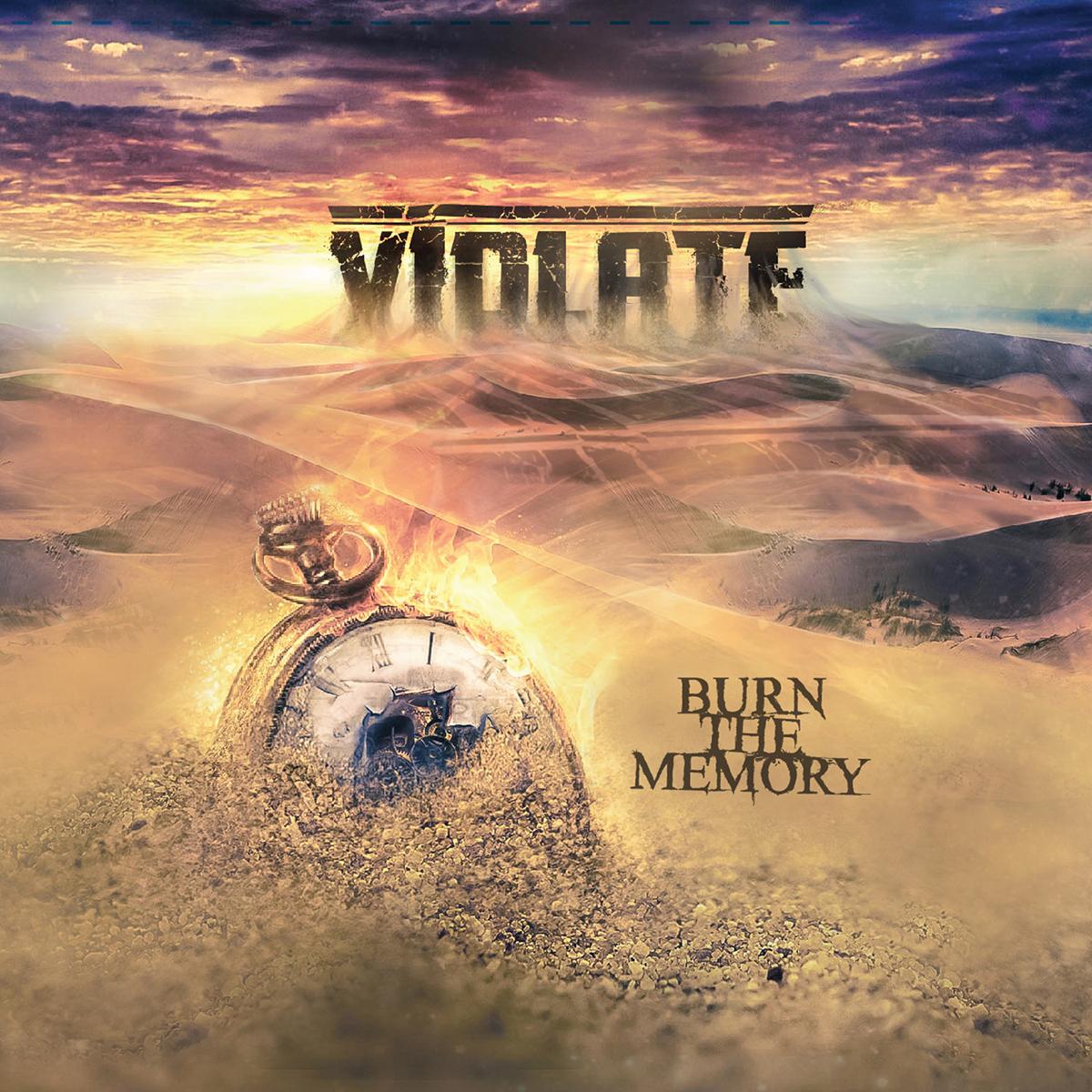 VIOLATE - Burn the Memory