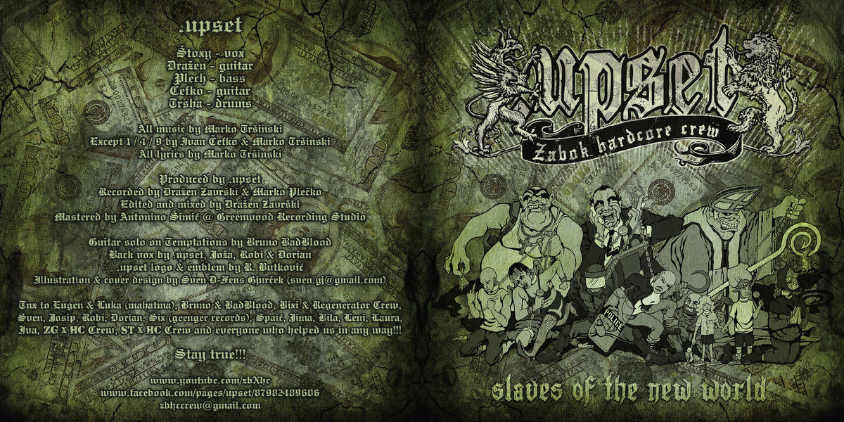 .UPSET - Slaves of the New World