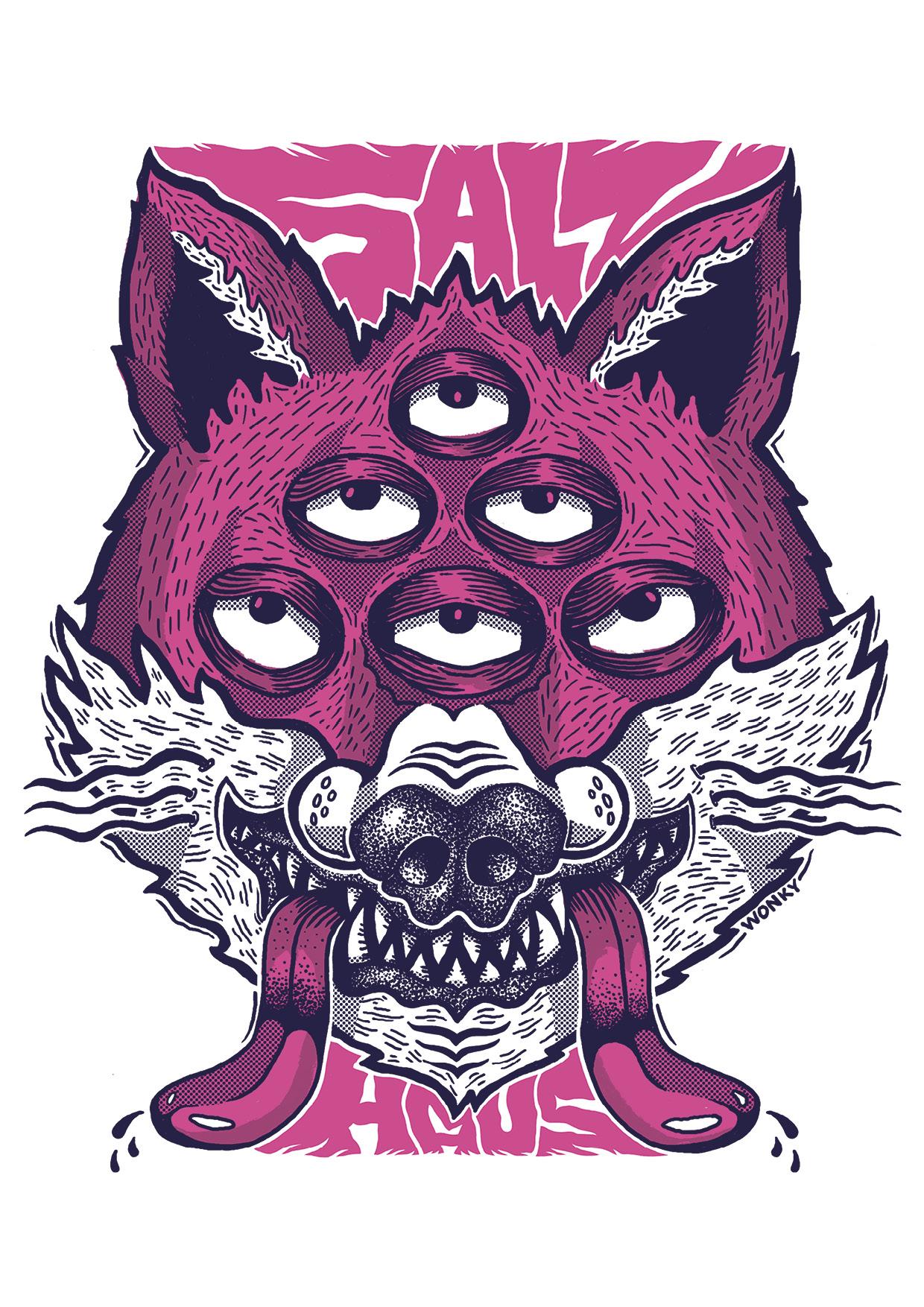 SALZHAUS FOX / SOLD OUT