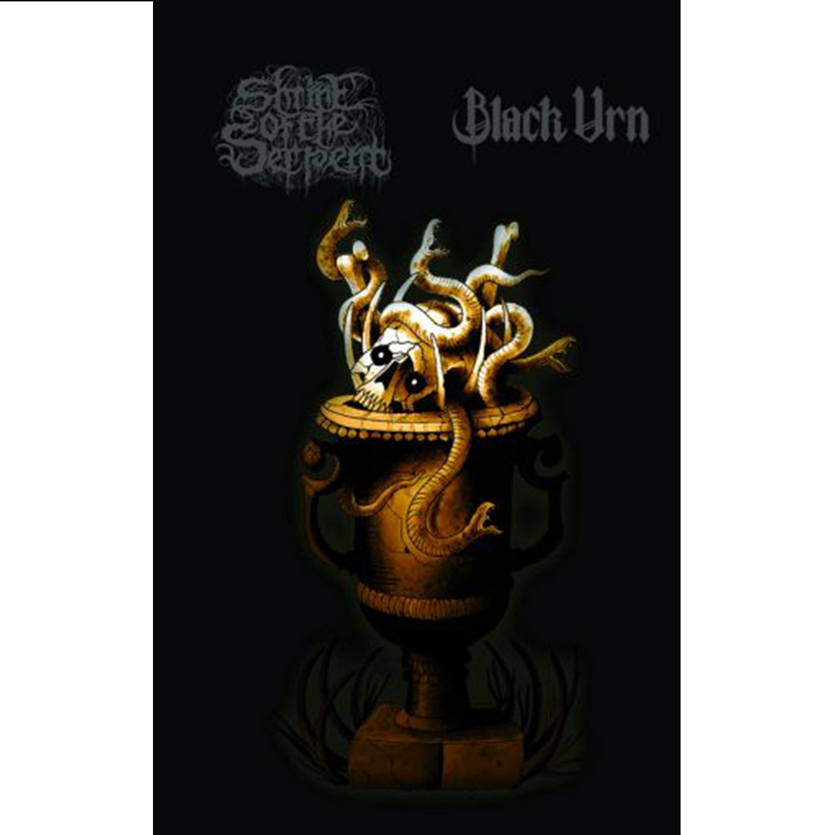 SHRINE OF THE SERPENT / BLACK URN - Shrine of the Serpent / Black Urn