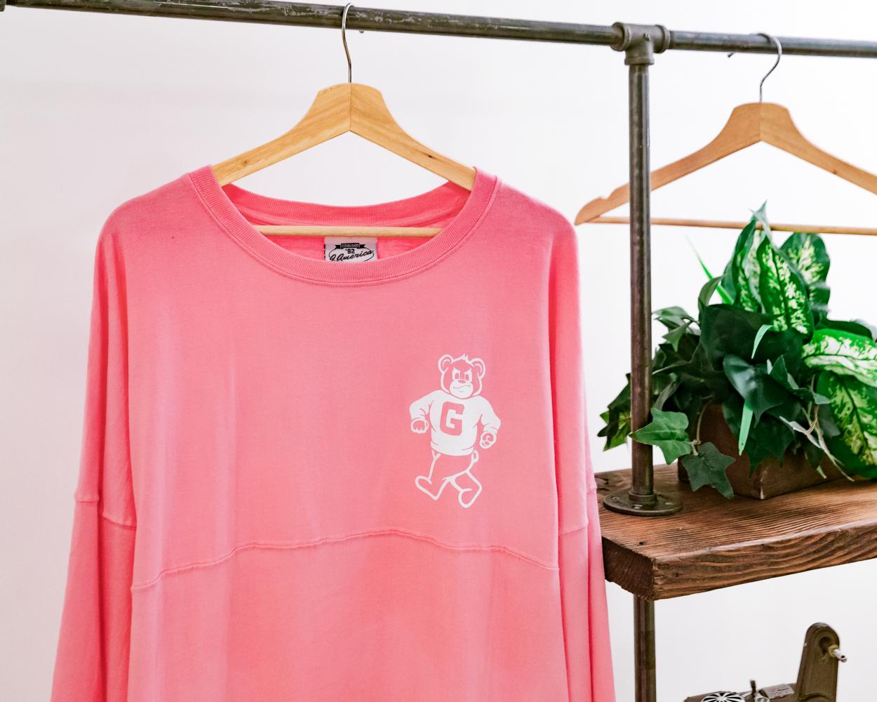 Pink Mascot Spirit Jersey