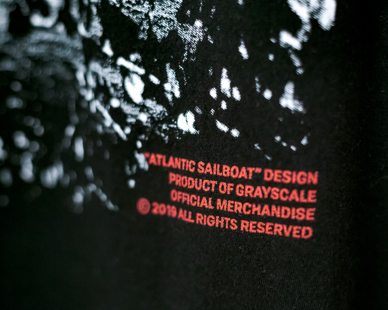Atlantic Sailboat Tee