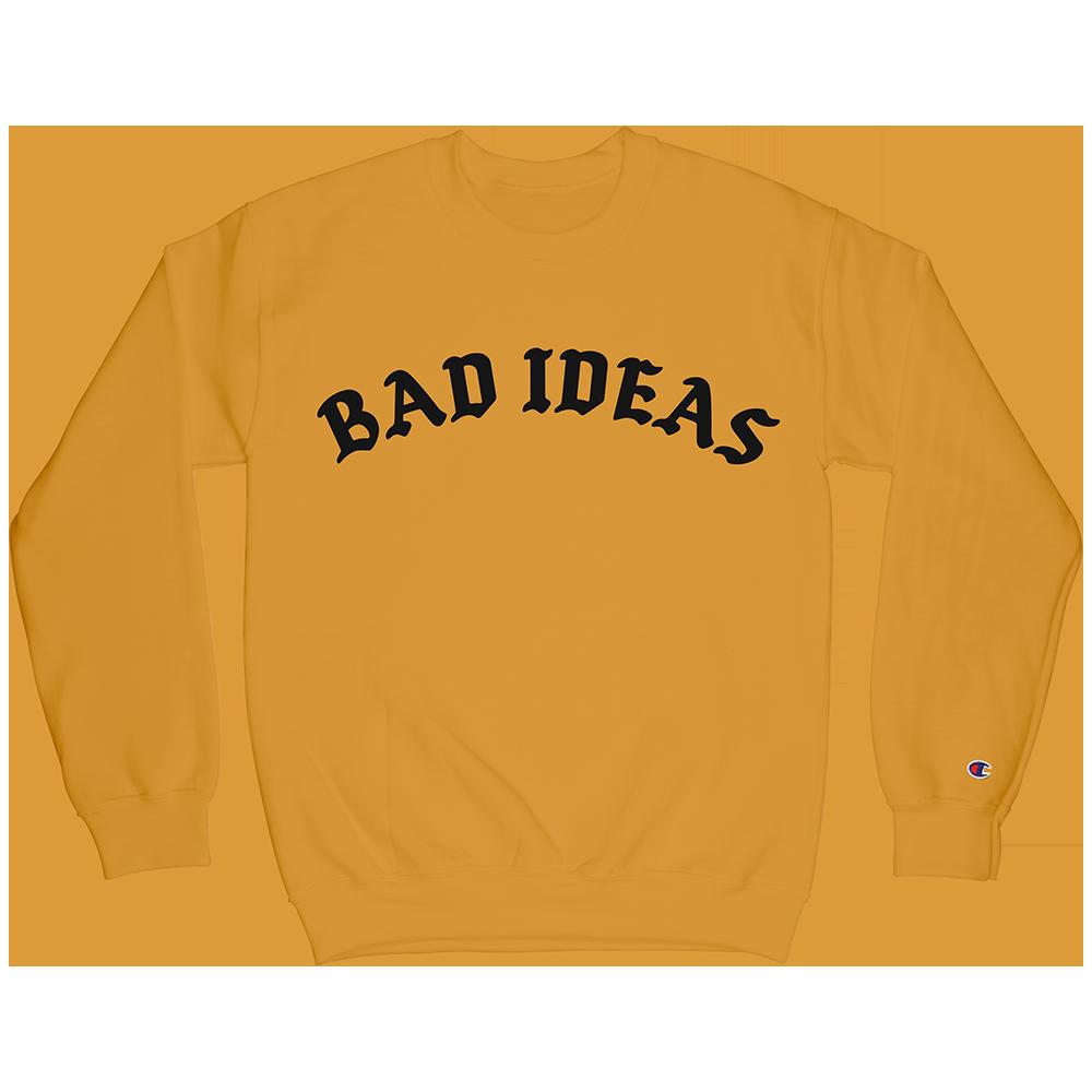 Bad Ideas Crewneck