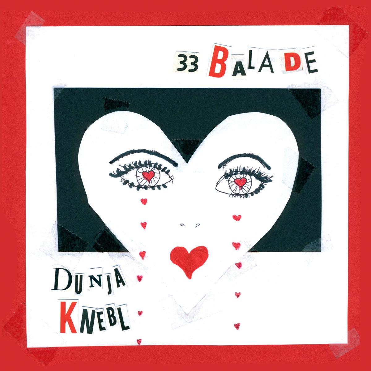 DUNJA KNEBL - 33 balade