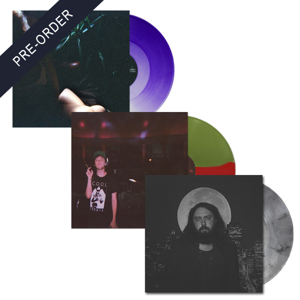 Elvis Depressedly - Depressedelica, New Alhambra & Holo Pleasures / California Dreamin' Bundle