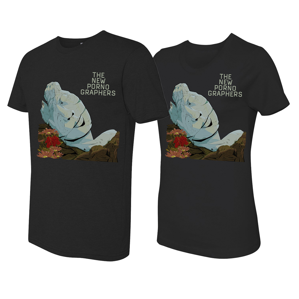 Tee Shirt  + Album Download (optional)