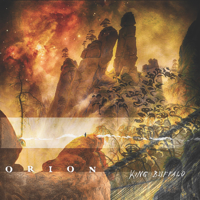 KING BUFFALO - ORION LP
