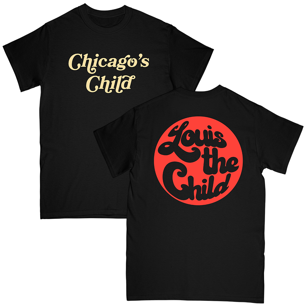 Chicago's Child Tee - Black