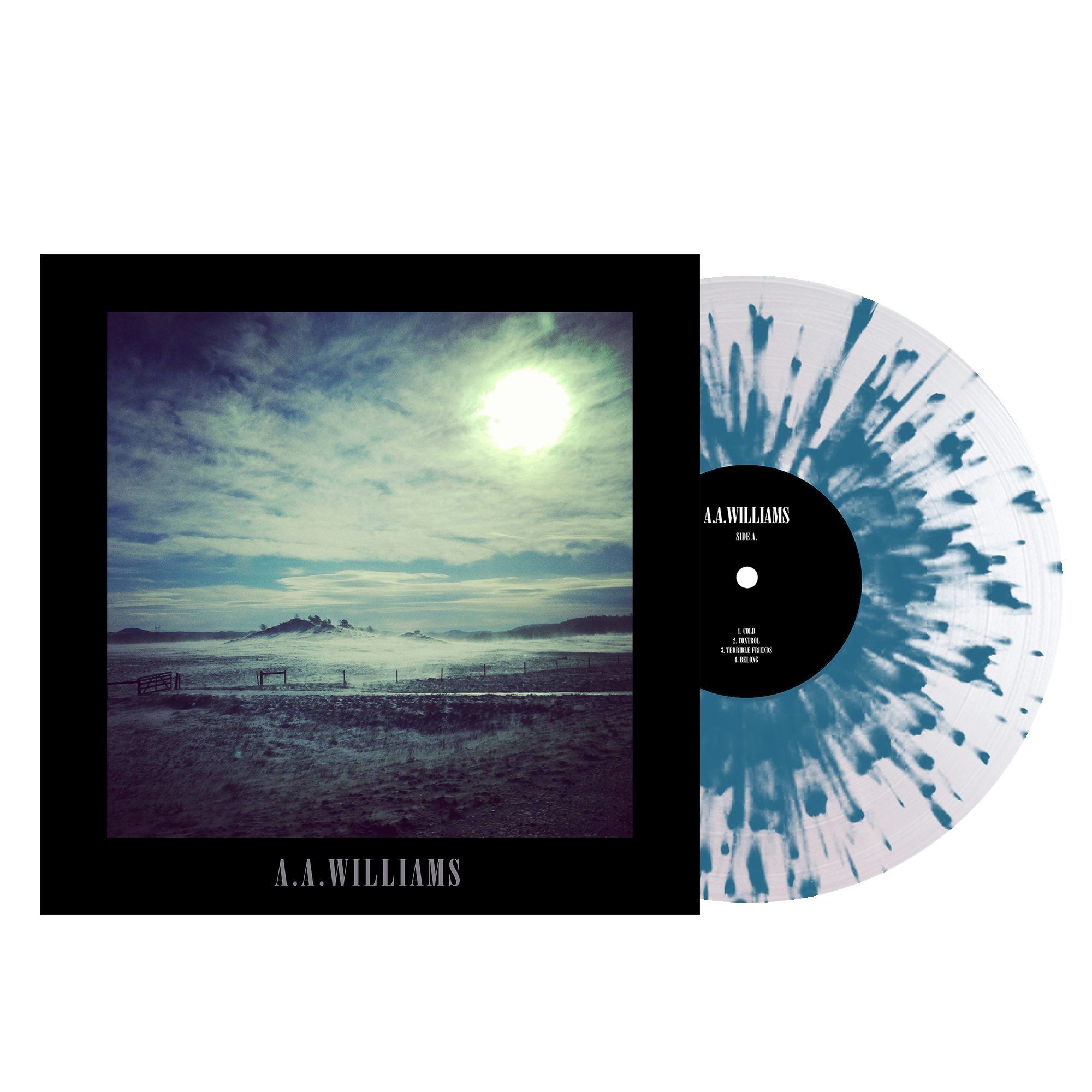 A.A.Williams - A.A.Williams (Reissue) PREORDER