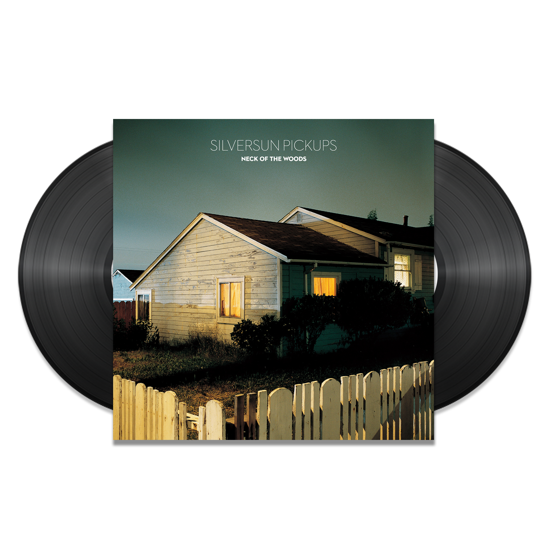 Silversun Pickups - Neck of the Woods - Black Vinyl LP