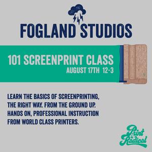 101 Screenprint