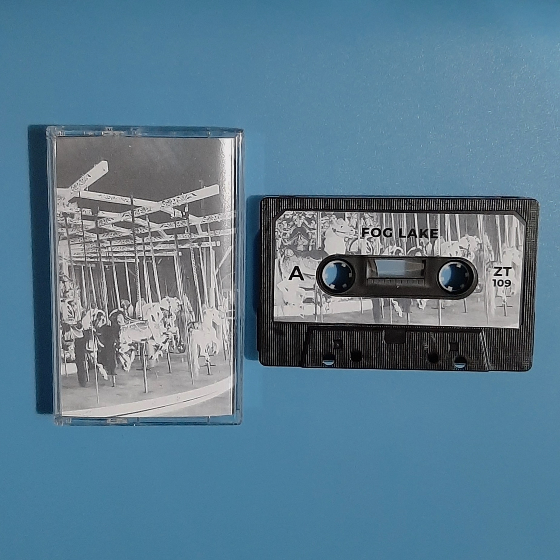 Fog Lake - carousel [ep] (Z Tapes)